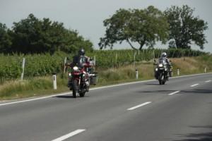 dos motos carretera