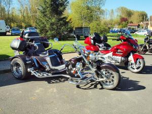 motos tres rues